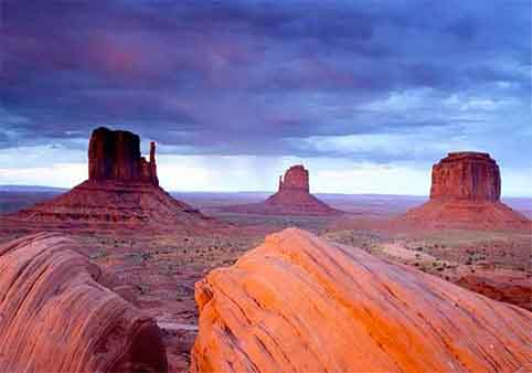 Monument Valley Air and Ground Tour from Phoenix