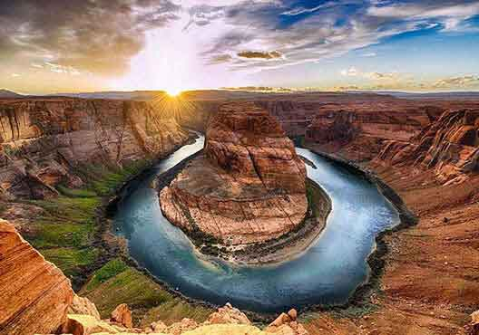 Antelope Canyon & Horseshoe Bend Day Tour